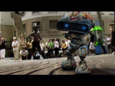Robo_Tito Dance