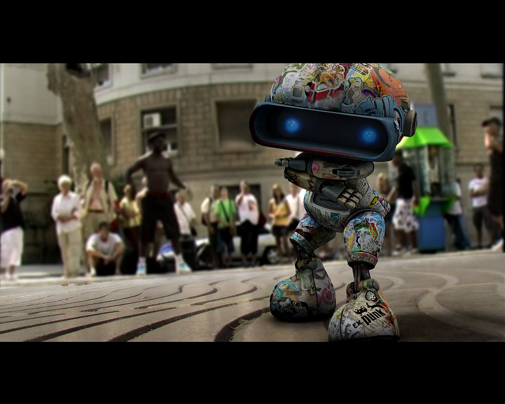 Robo_Tito Scan for Life
