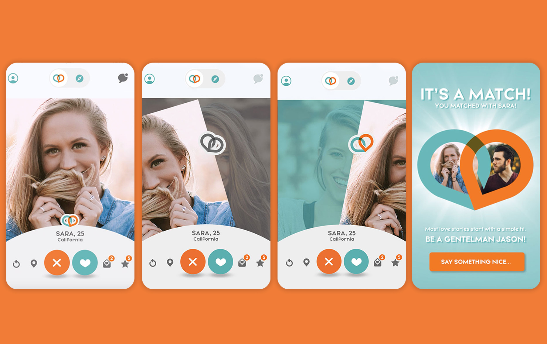 Crosspaths Dating App