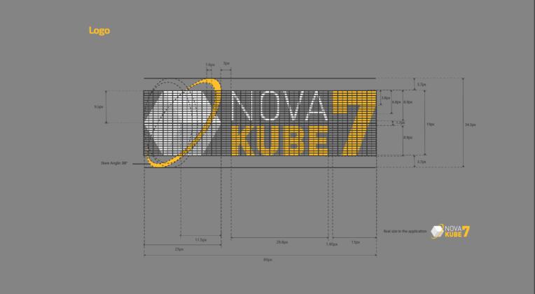 Nova Kube 7 Guide Style